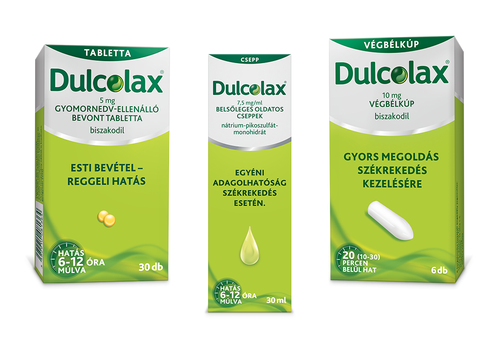 Constipation Relief Products